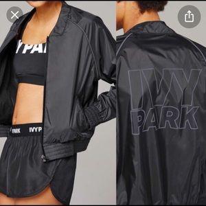 Ivy Park Logo Bomber Jacket 🌿